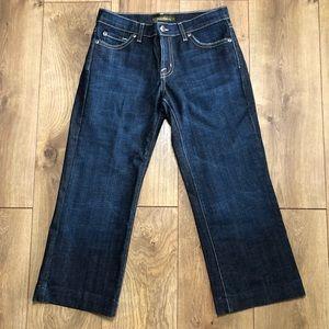 David Kahn Capri Jeans Size 26